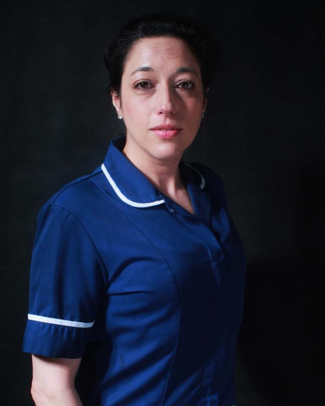 Character Shot (Nurse): Hayley Joanne Bacon