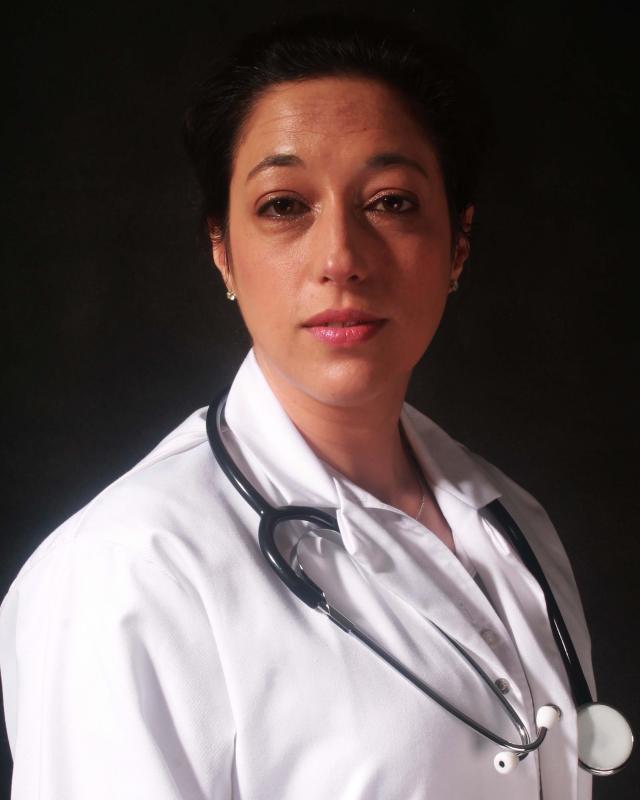 Character Shot (Doctor): Hayley Joanne Bacon