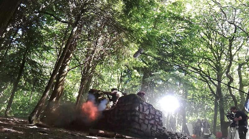 Bayonet Explosion
