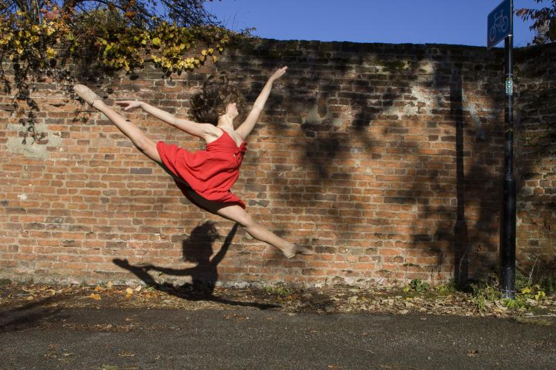 Dance project photography