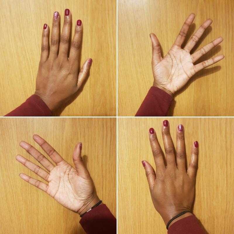 HANDS - Glove size 7.5