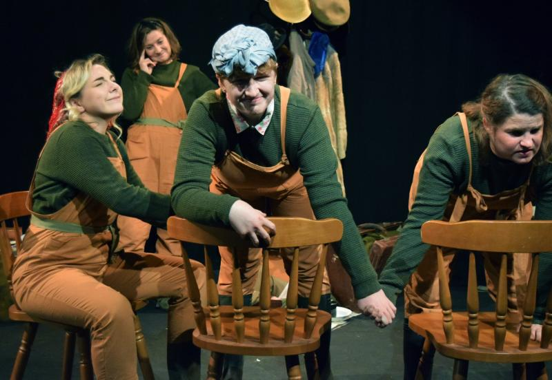 Poppy, Lilies on the Land, Tread the Boards Theatre Company