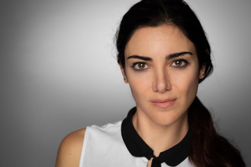 Eleni Skarpari Headshot