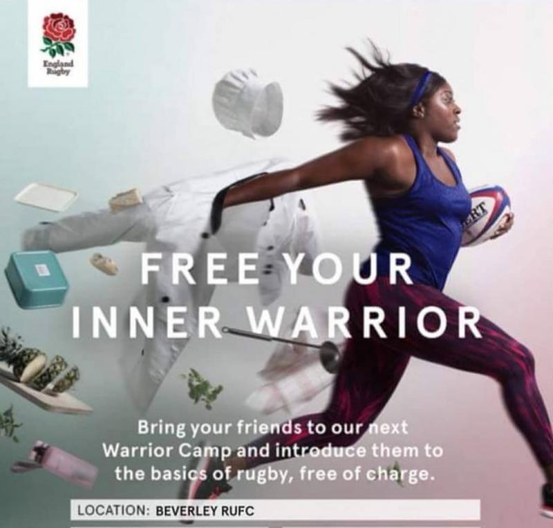 Women's Rugby Campaign