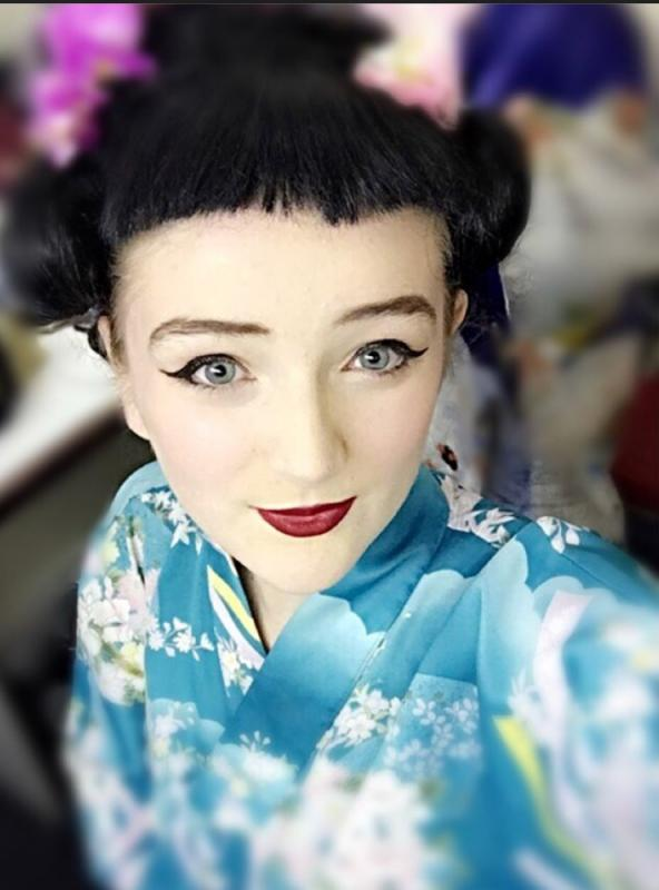 Geisha - Madame Butterfly