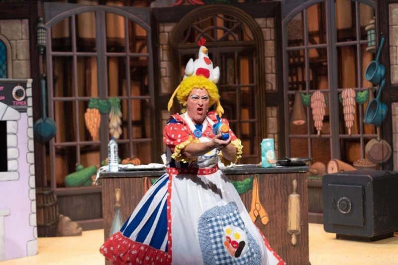 Sarah The Cook in Dick Whittington