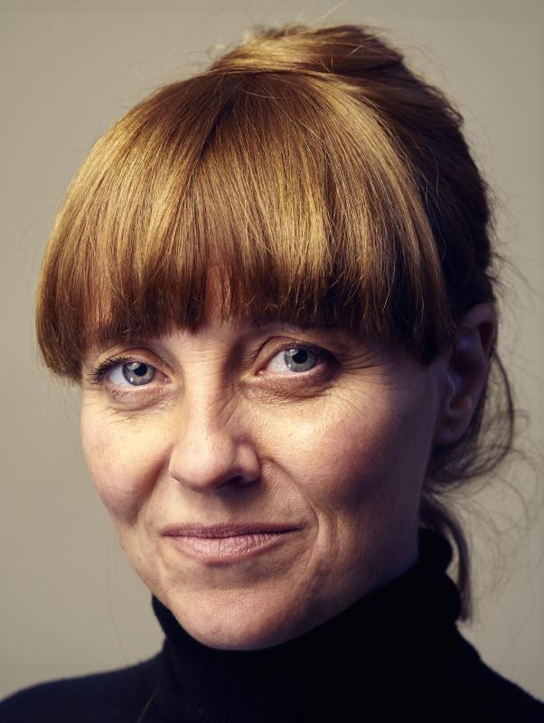 Kate Ashcroft Dark Fringe