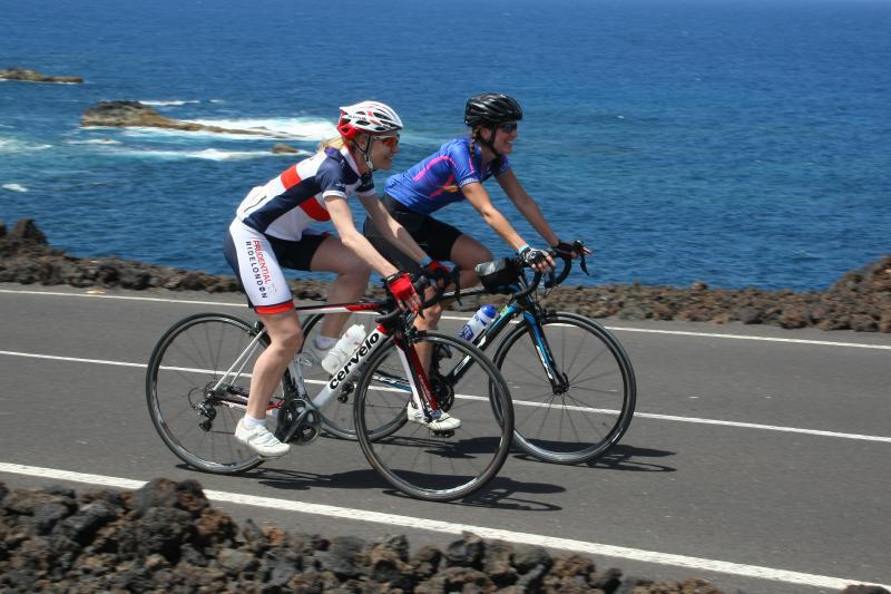 Biking in Lanzarote