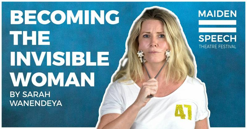 Becoming the Invisible Woman Poster