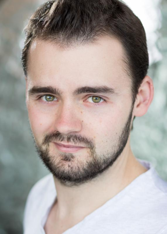 Conor Cook Headshot