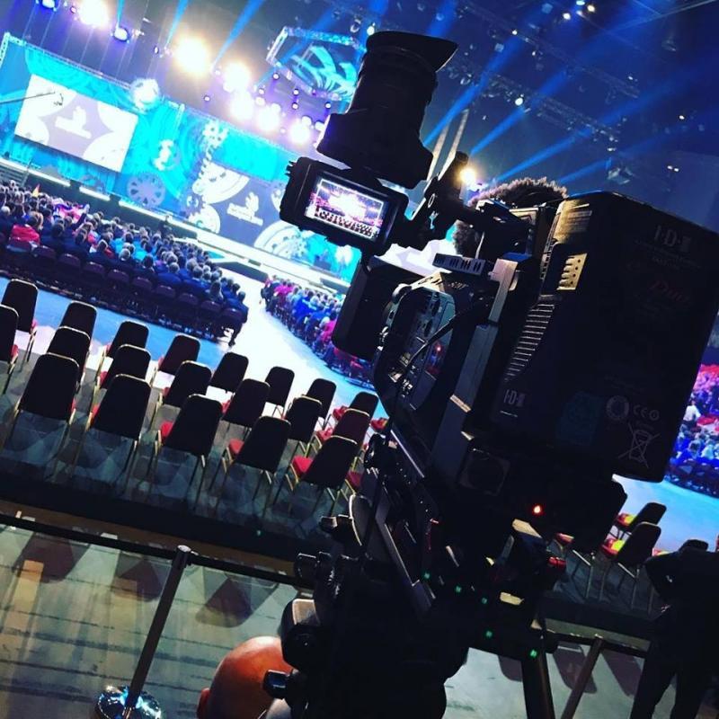 World Skills Live Event Filming