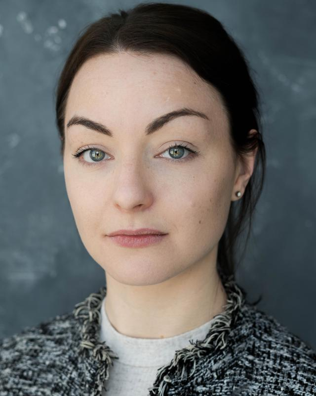 Headshot, copyright Gemma Turnbull, 2019