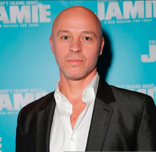 Headshot Jamie Press Night