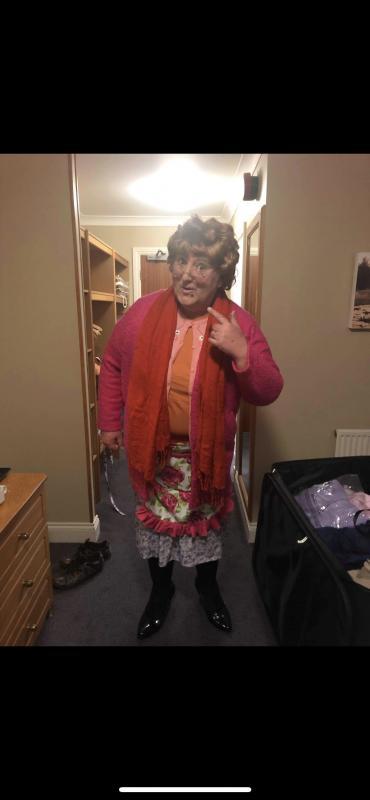 Mrs Brown, Mammys Boys