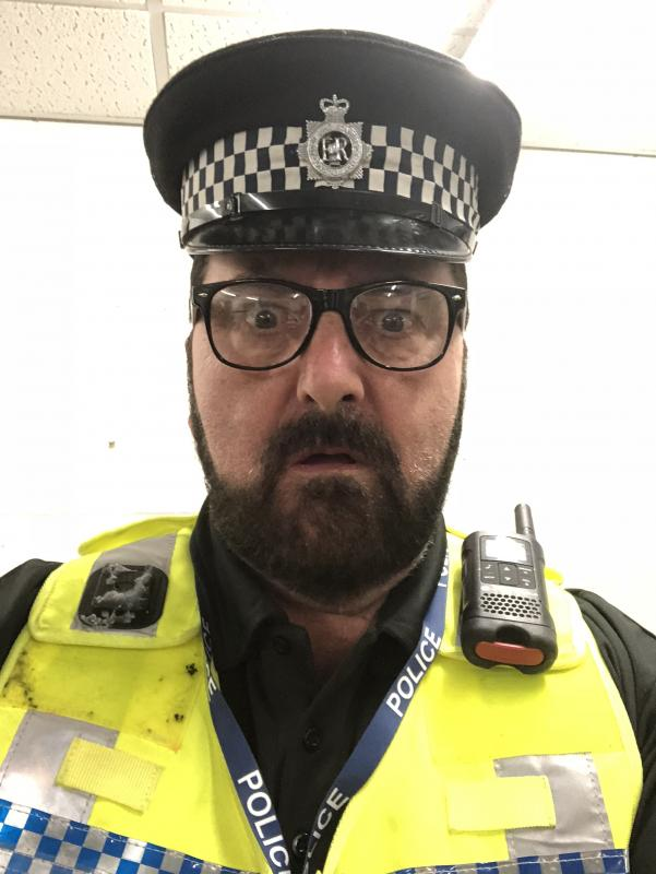Policeman, A serious play about WWll