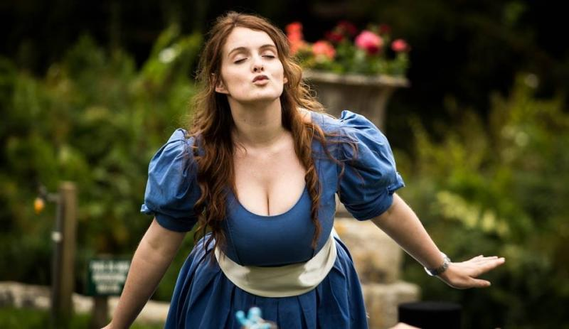 Wendy Darling at Groombridge Place