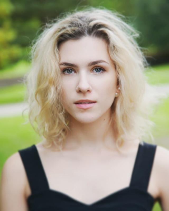 Lidia Klimberg, headshot