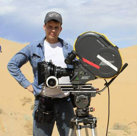With the Arri 435