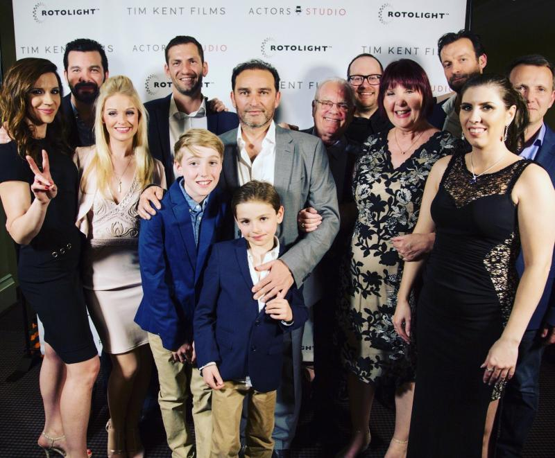 In humans We Trust Premiere at BAFTA