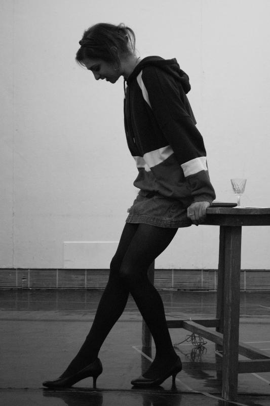 Georgina Russell Production Shot