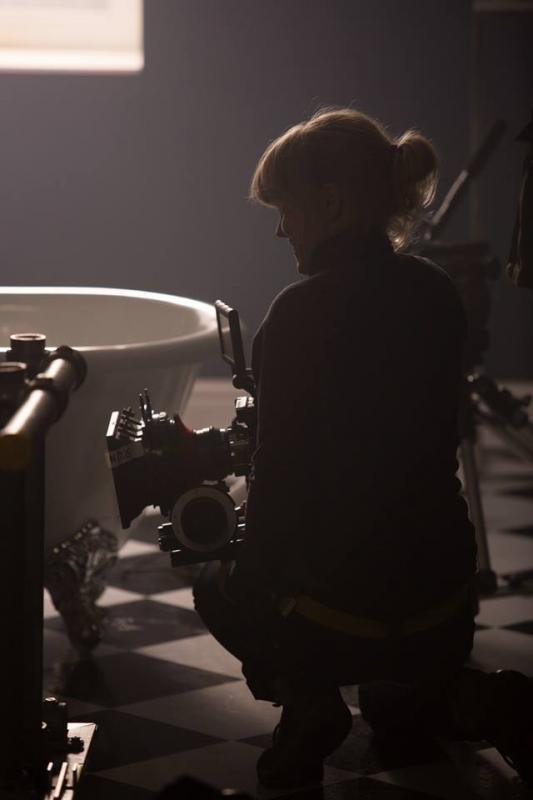 CInematographer on short film Cache