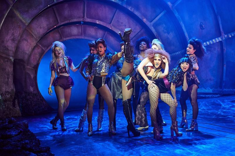 Female Ensemble with Zahara - Bat Out of Hell