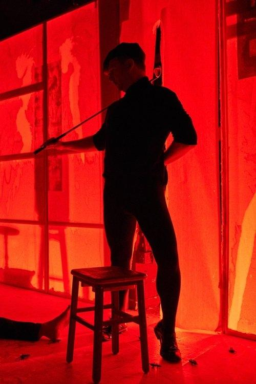 Monsieur in An Execution (BIO)