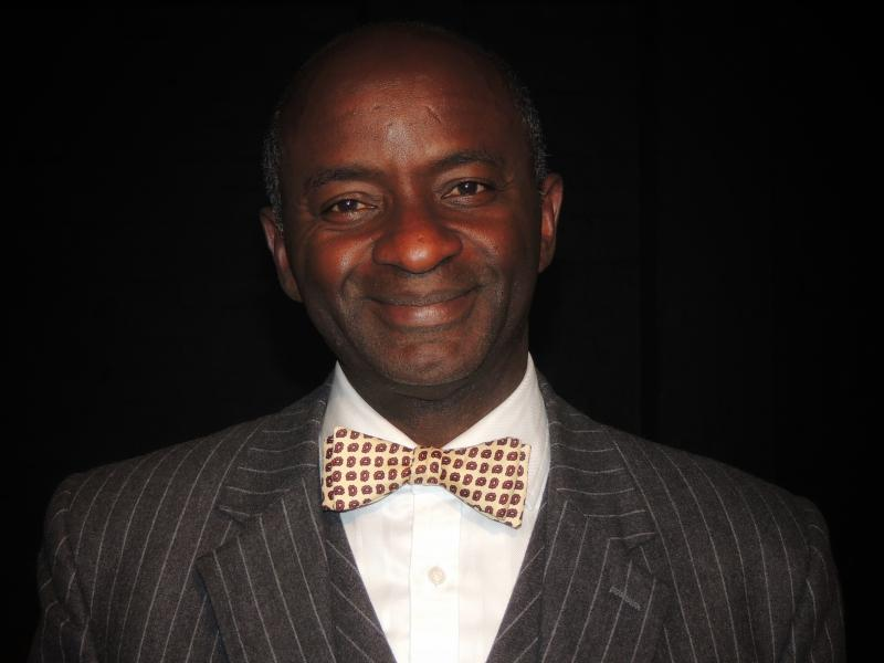 Tayo in bow tie
