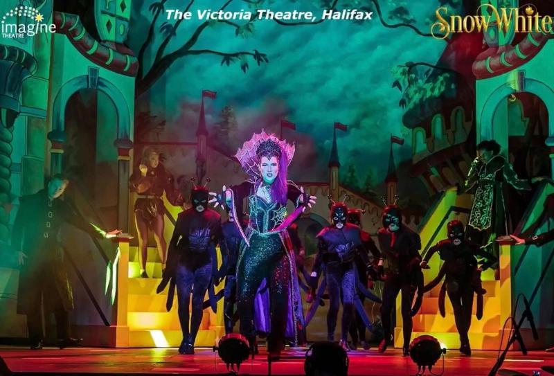 Snow White- Halifax