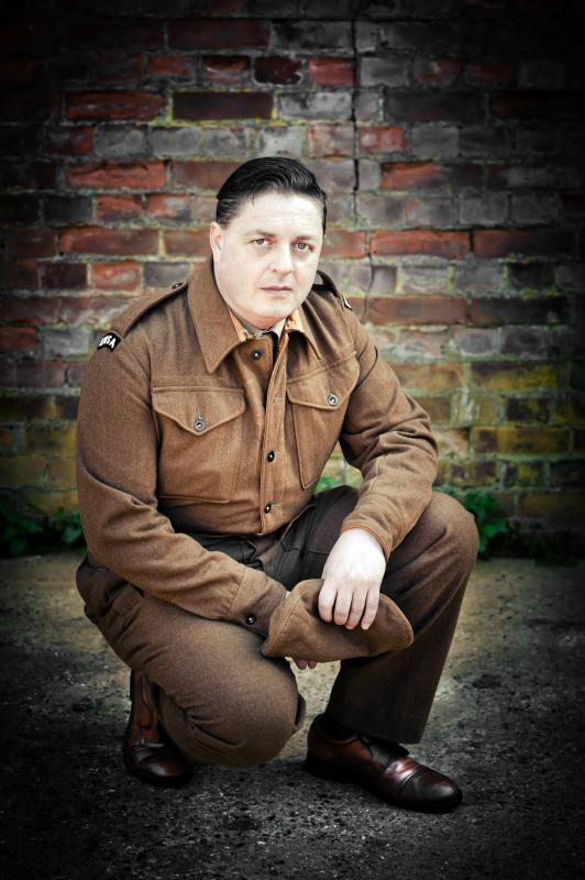 1940s Shoot for WWII Show
