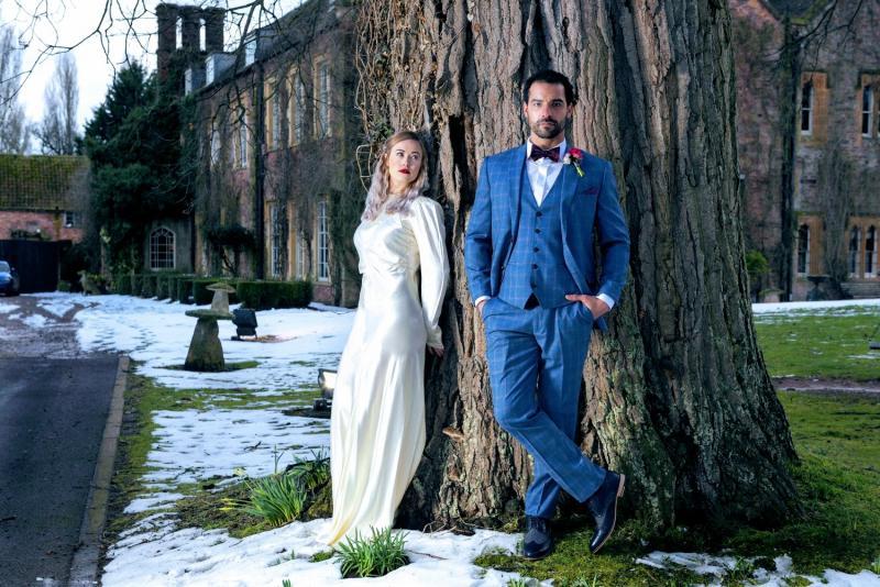 Zebel Bespoke Suits, wedding shoot