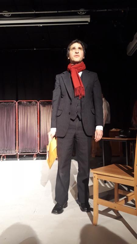 Claudius in Hamlet
