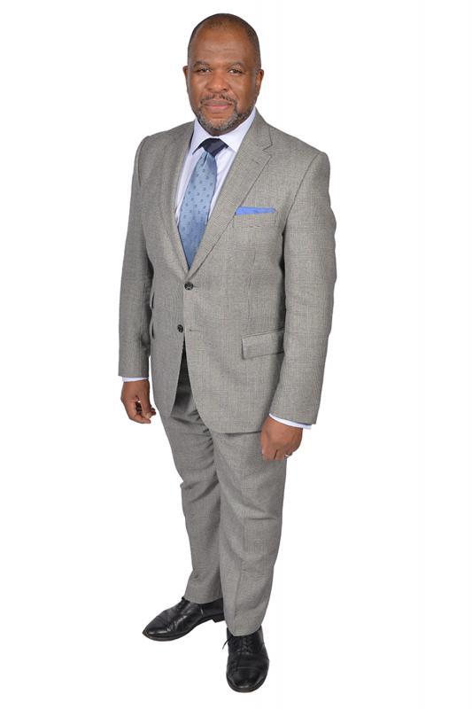 Joseph Quartson - Suit