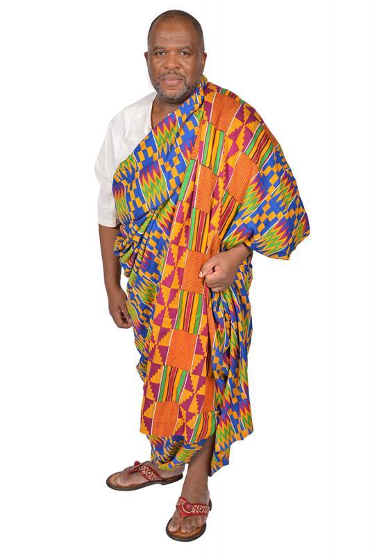 Joseph Quartson - Traditional Ghanaian