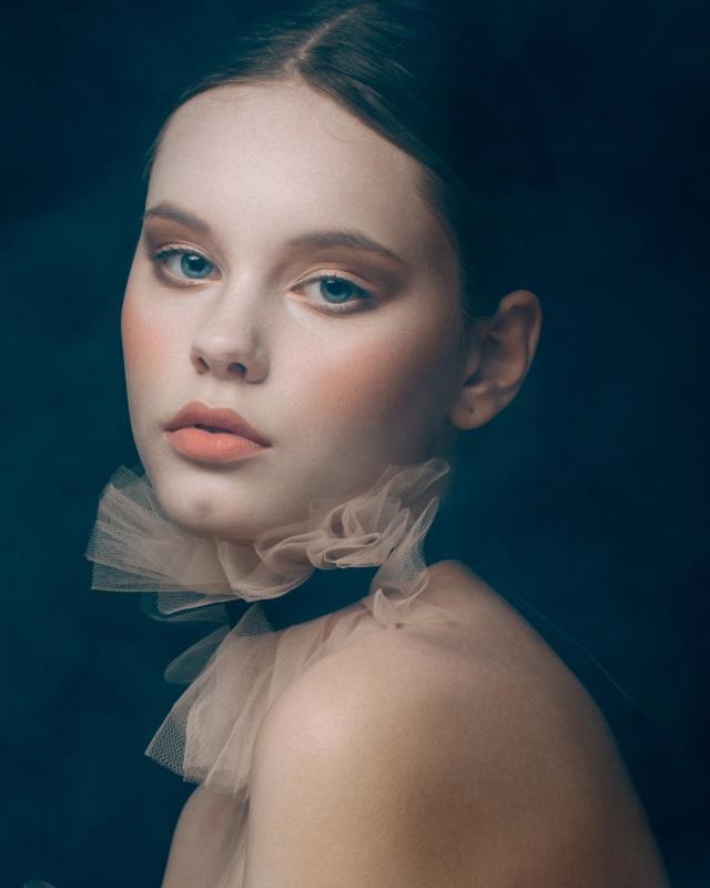 The age of innocence - fashion editorial