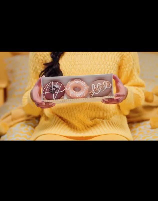 Krispy Kremes- Hand Model