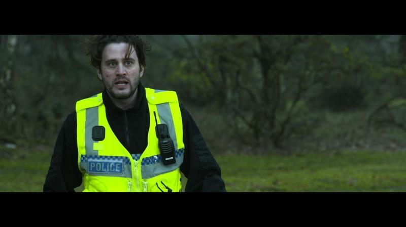 Officer Daniels - Truth Hunter