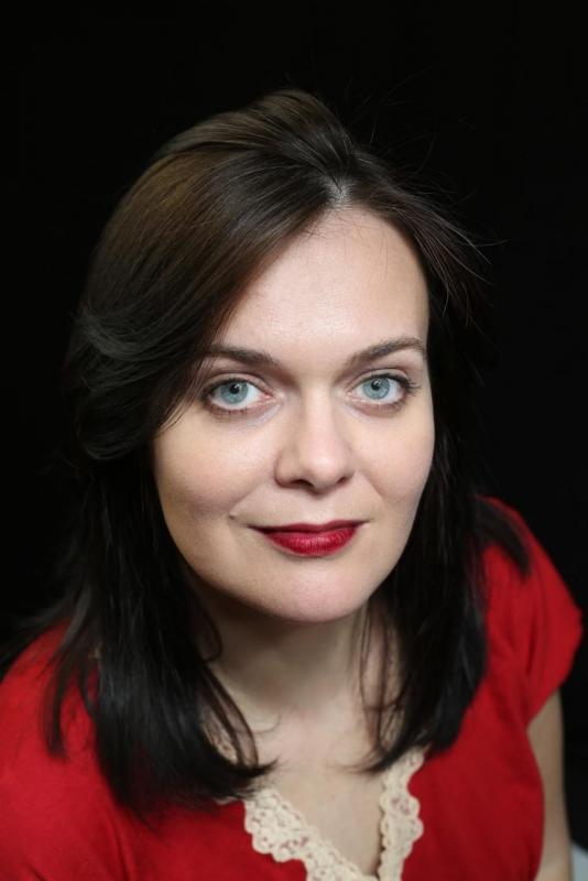 Jacqueline Haigh Headshot