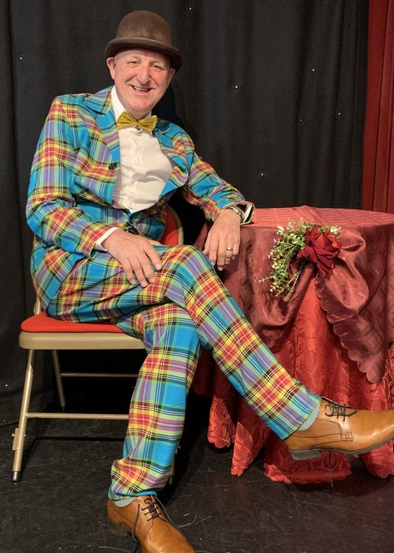 Dave Rawson Music Hall Variety Show