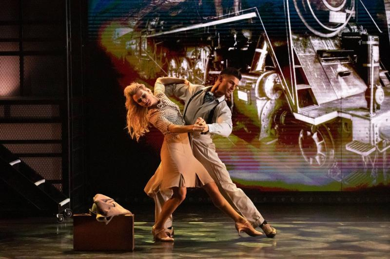 Aljaz and Ashleigh, Remembering the Movies