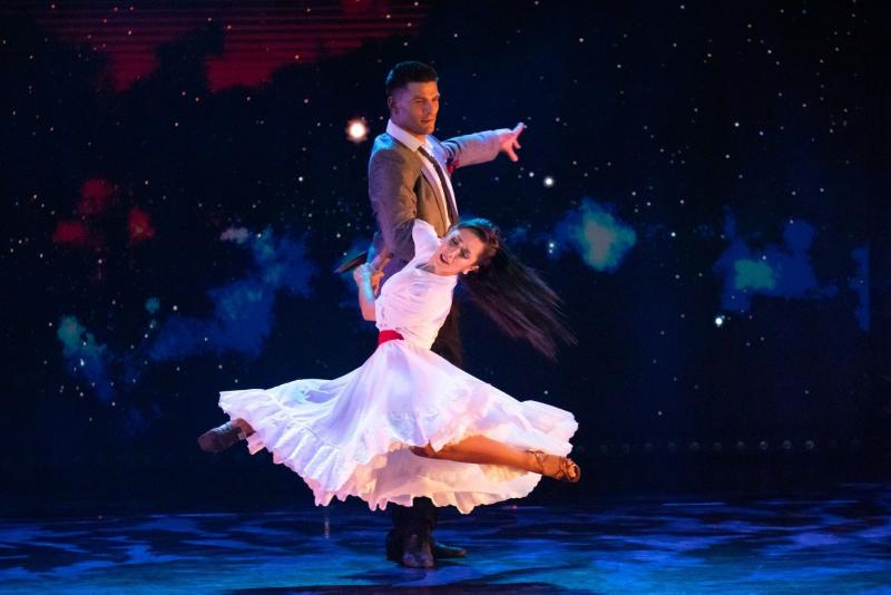 Aljaz and Janette from Remembering the Movies