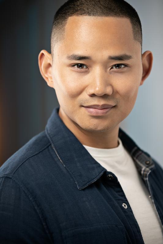 David Cheung Actors Headshot