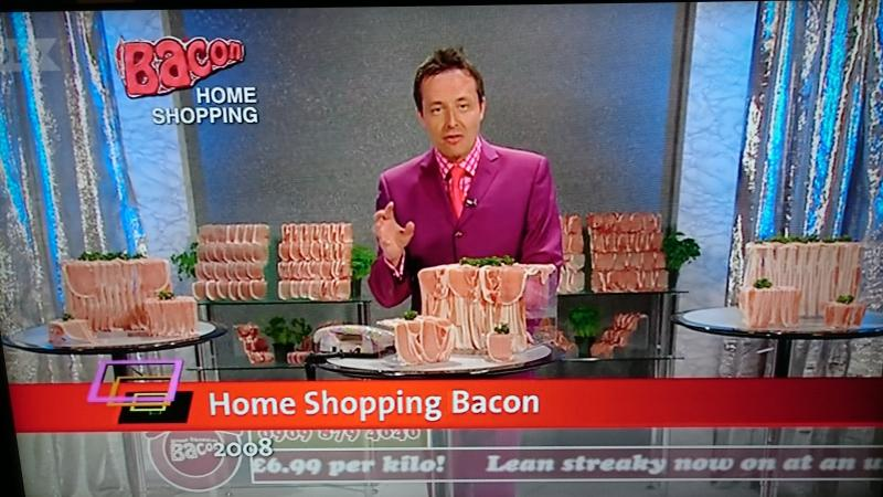 Andy Hodgson Home Shopping Bacon/Time Trumpet