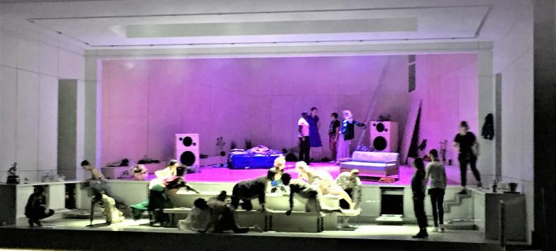Julie, Royal National Theatre, Lyttelton Theatre