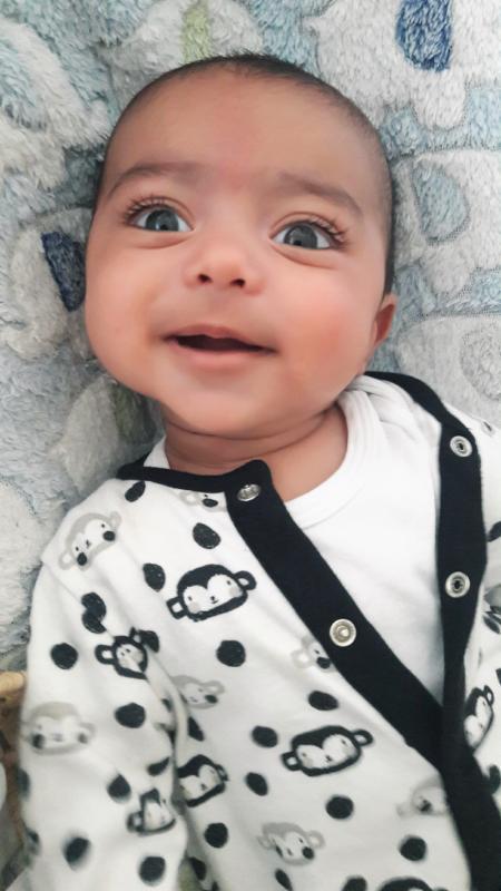 Gabe - Smiling