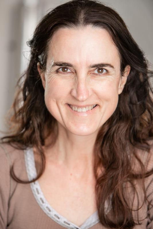 Chantal Riches. Stand-up headshot