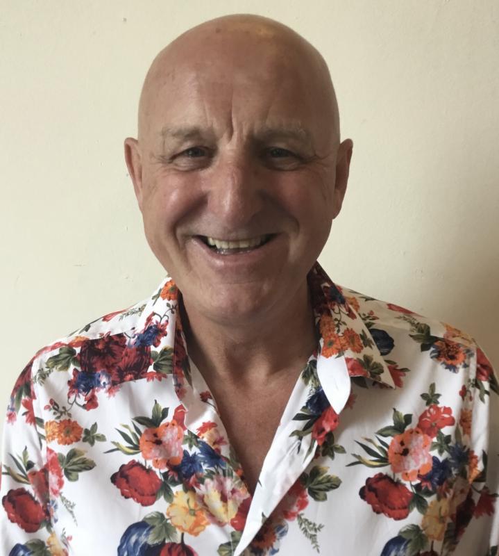 Dave Rawson Spring 2019 Headshot