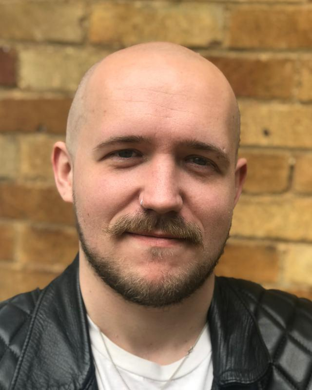 Headshot June 2019 - Post Shave