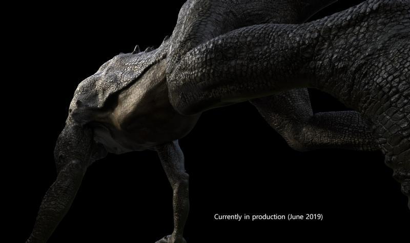 3D Model & texture project