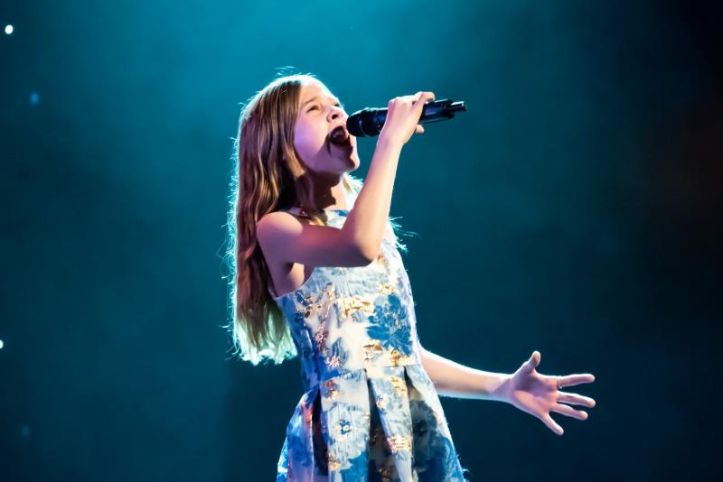 Scarlett Rousset Young Singer of the Year 2019 British Theatre Academy